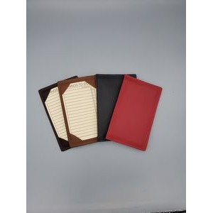 Business Leather Slimline Notecard Jotter