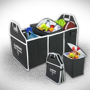 Auto Trunk Organizer W/ Removable Cooler