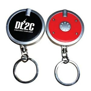 Circle Flashlight Key Chain (45 Days)